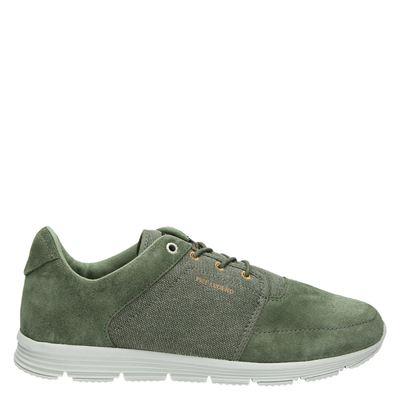 PME Legend heren sneakers groen