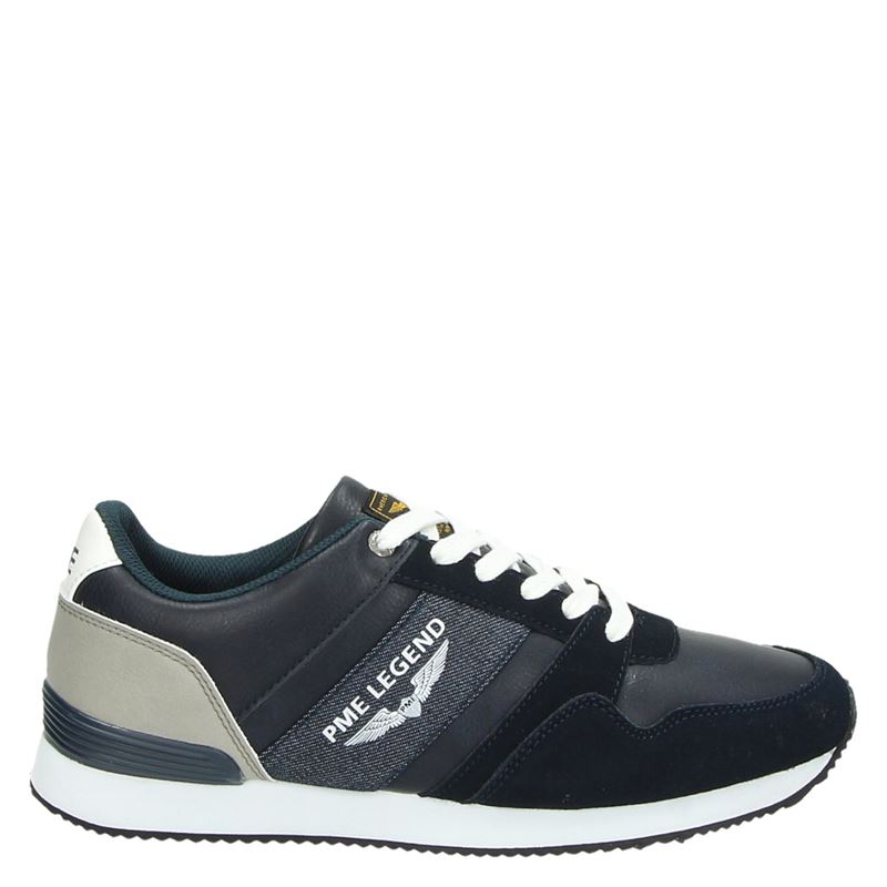 PME Legend Chester - Lage sneakers - Blauw