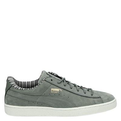 Puma Sneakers Heren Grijs