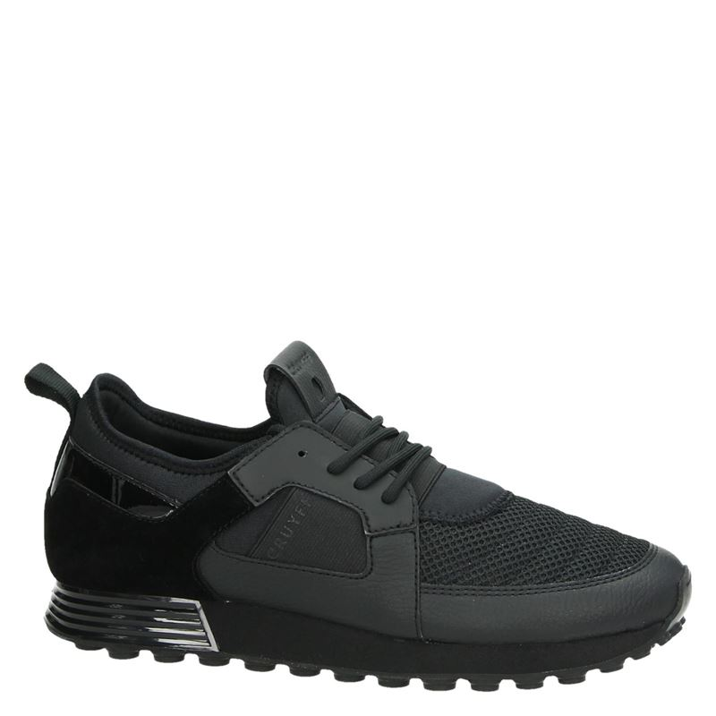 Cruyff Traxx Men - Lage sneakers - Zwart