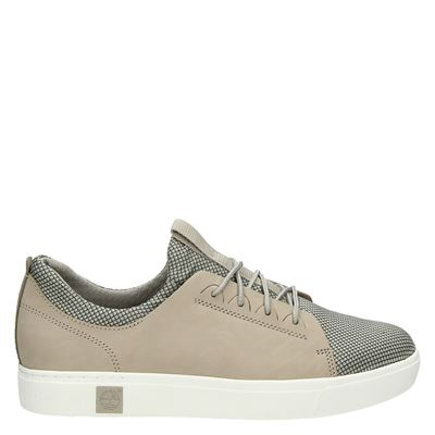 Timberland heren sneakers taupe