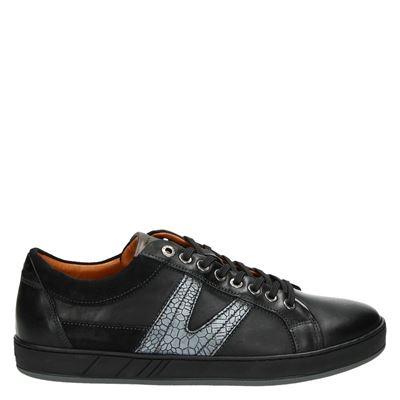 Van Lier heren sneakers zwart