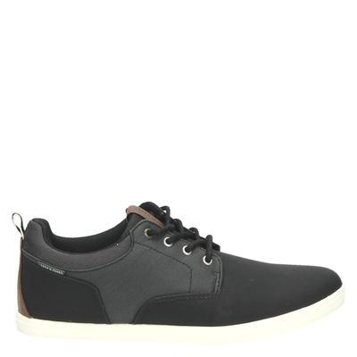 Jack & Jones heren sneakers zwart