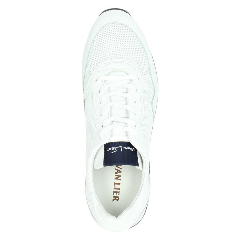 Van Lier - Lage sneakers - Wit