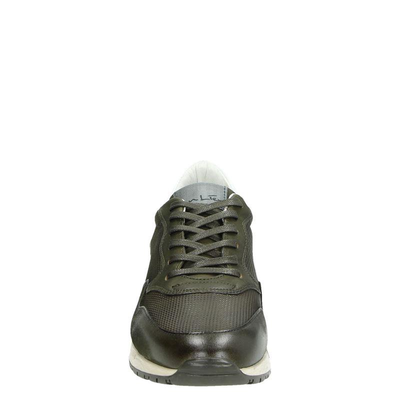 Van Lier - Lage sneakers - Groen