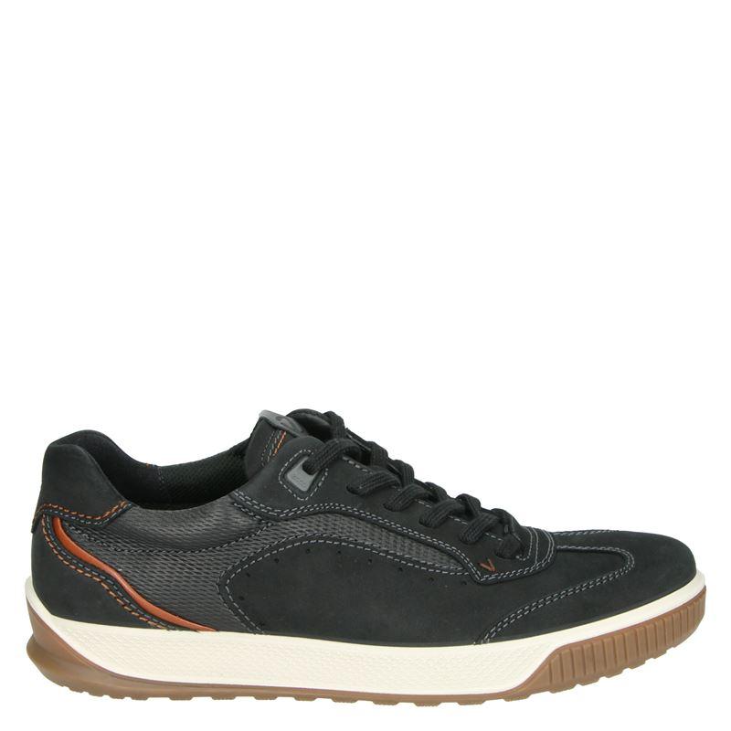 Ecco Byway Tred - Lage sneakers - Zwart
