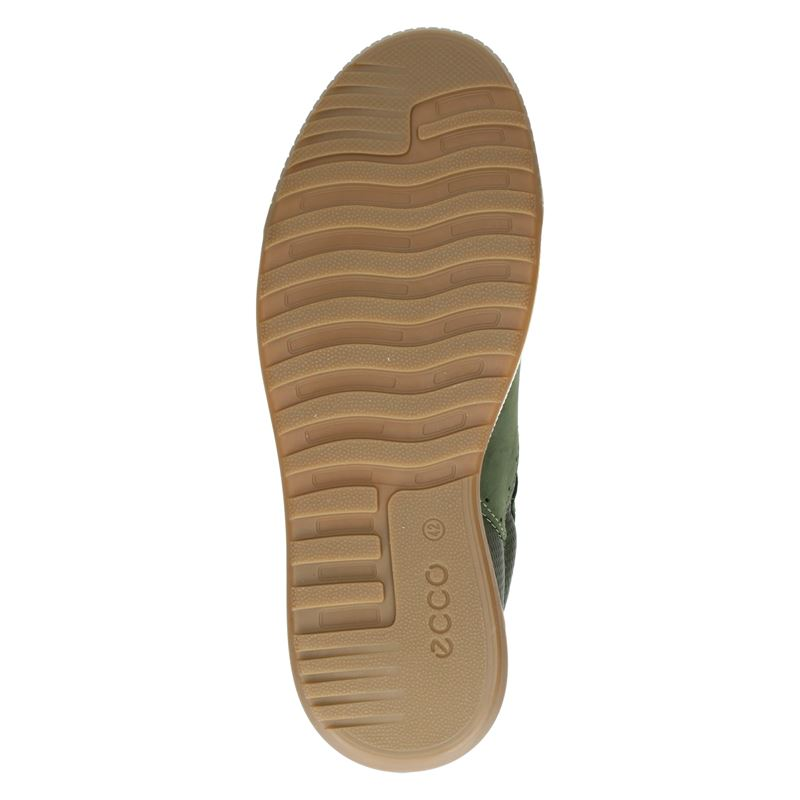 Ecco Byway Tred - Lage sneakers - Groen