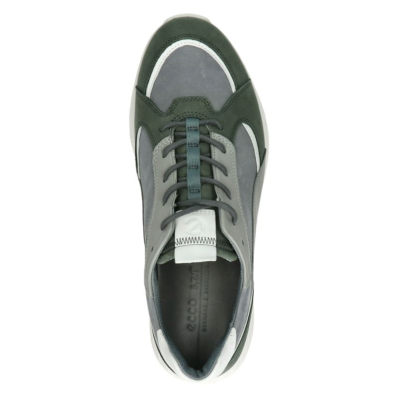 Ecco ST.1 - Lage sneakers - Licht grijs