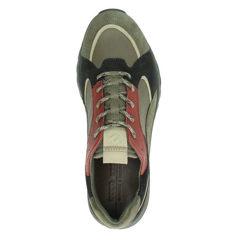 Ecco ST1 - Lage sneakers - Groen