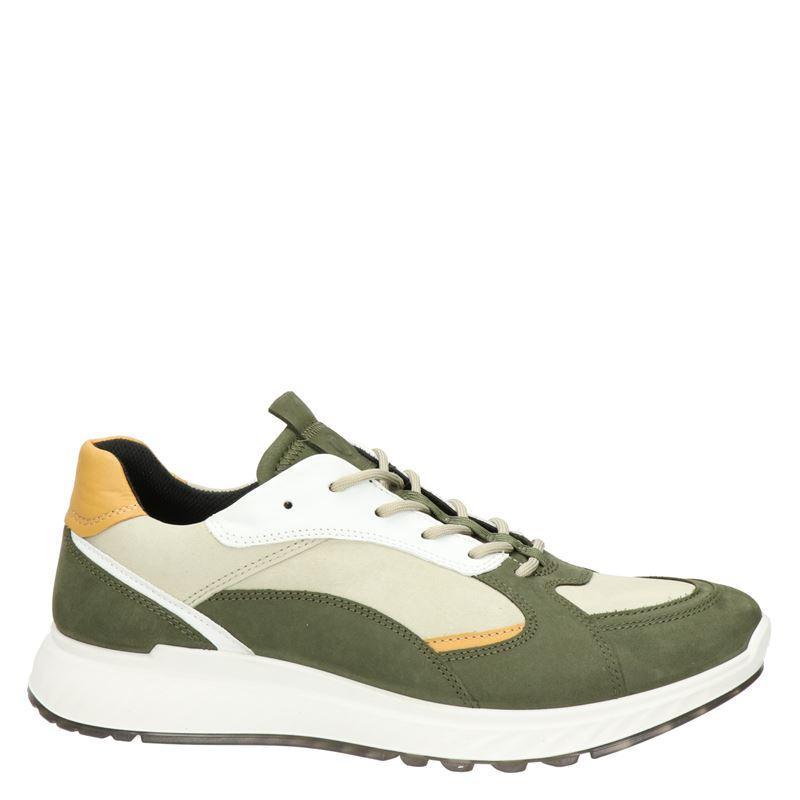 Ecco ST.1 - Lage sneakers - Groen