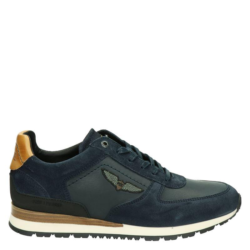 PME Legend Runner Lockplate - Lage sneakers - Blauw