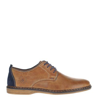 Rieker heren nette schoenen bruin