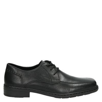 Rieker heren nette schoenen zwart