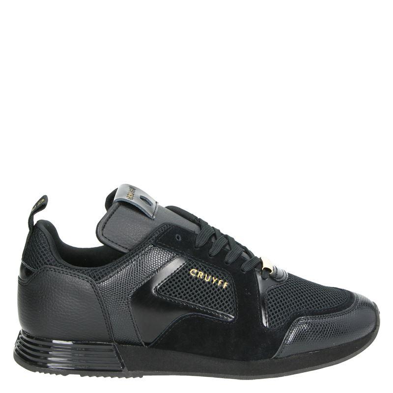Cruyff Lusso - Lage sneakers - Zwart