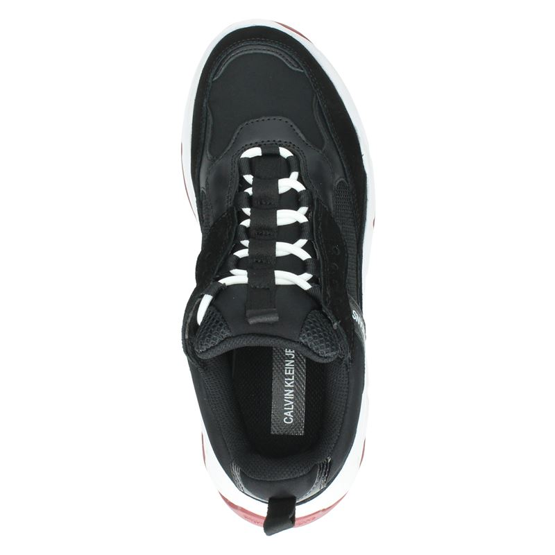 Calvin Klein Marvin - Dad Sneakers - Zwart
