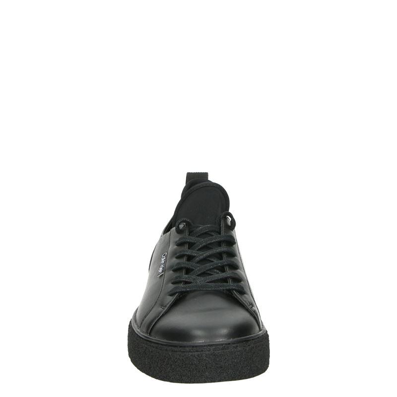 Calvin Klein Edwyn - Lage sneakers - Zwart