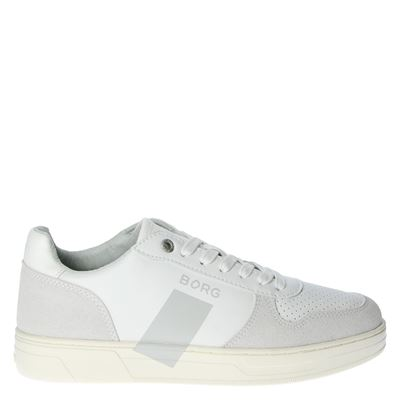 Bjorn Borg heren sneakers wit