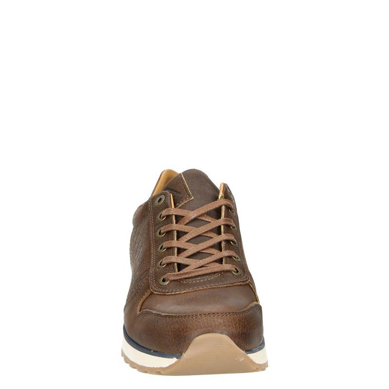 Gaastra Kean TMB - Lage sneakers - Cognac
