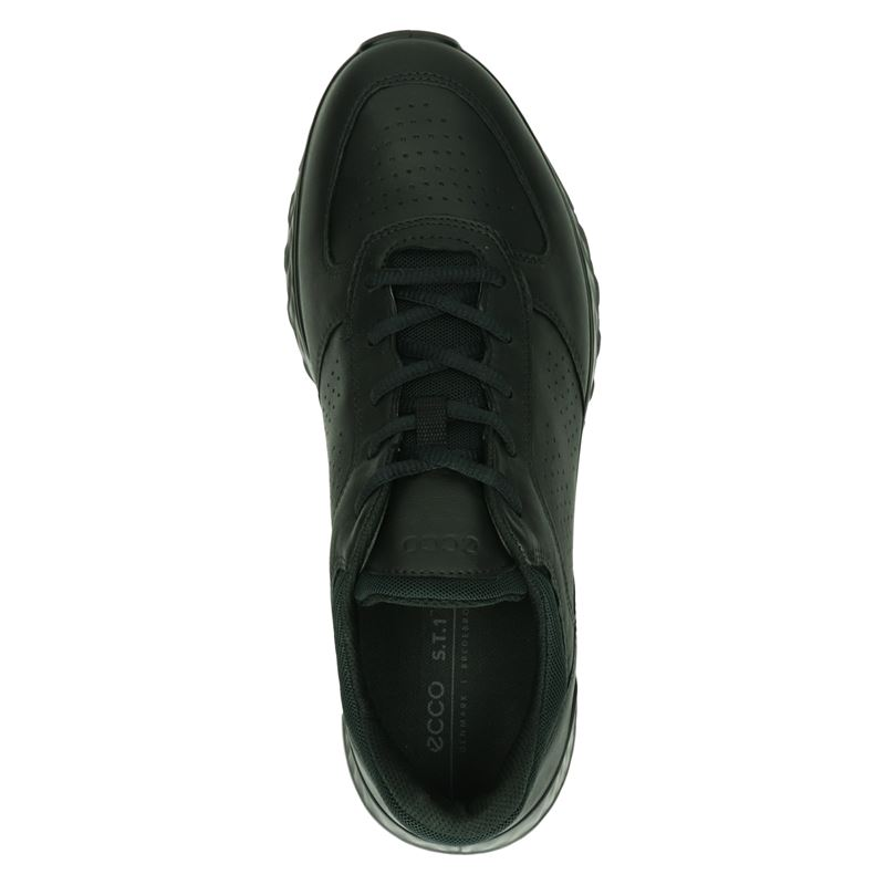 Ecco Ecco Exostride - Lage sneakers - Zwart