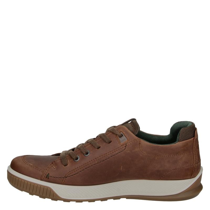 Ecco Byway - Lage sneakers - Cognac