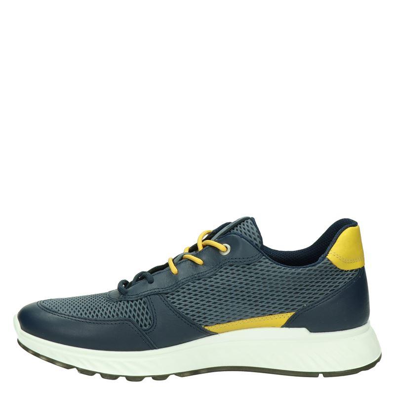 Ecco ST.1 - Lage sneakers - Blauw