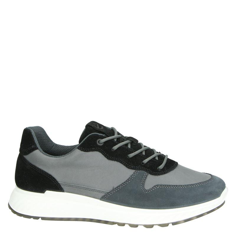 Ecco ST1 - Lage sneakers - Grijs