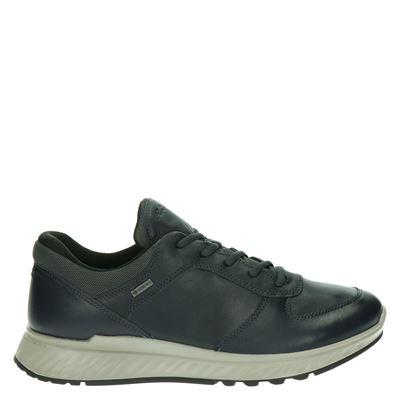 Ecco heren sneakers blauw
