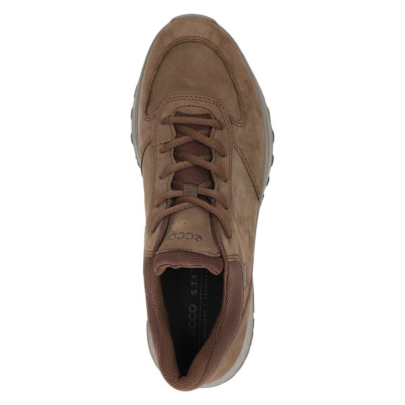 Ecco Exostride - Lage sneakers - Bruin