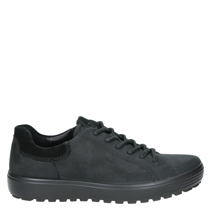 Ecco Soft 7 Tred - Lage sneakers - Zwart