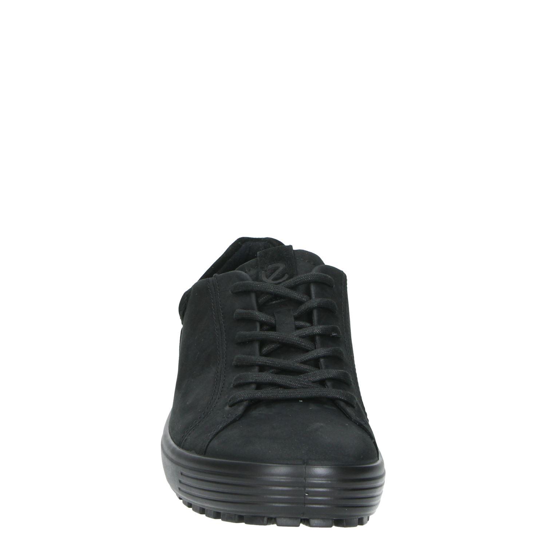 Ecco Soft 7 Tred Lage sneakers voor heren Zwart Nelson.nl