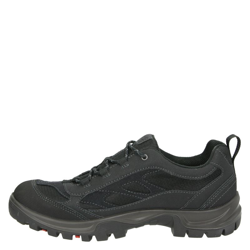 Ecco Xpedition III - Lage sneakers - Zwart
