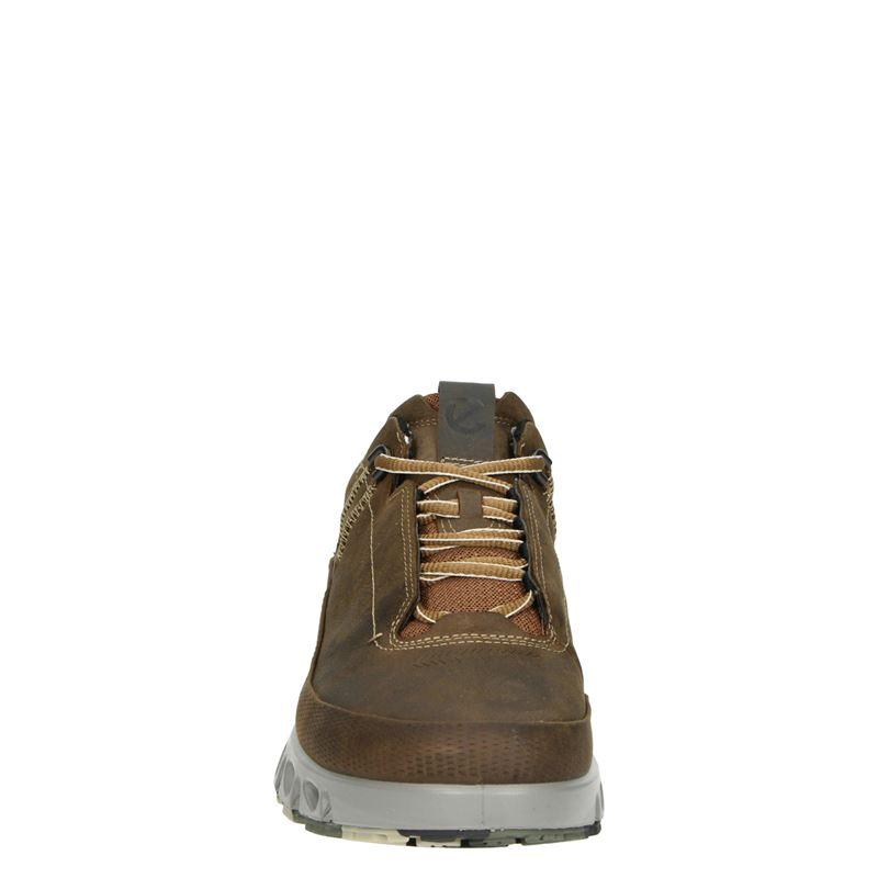 Ecco Multi-vent - Lage sneakers - Bruin