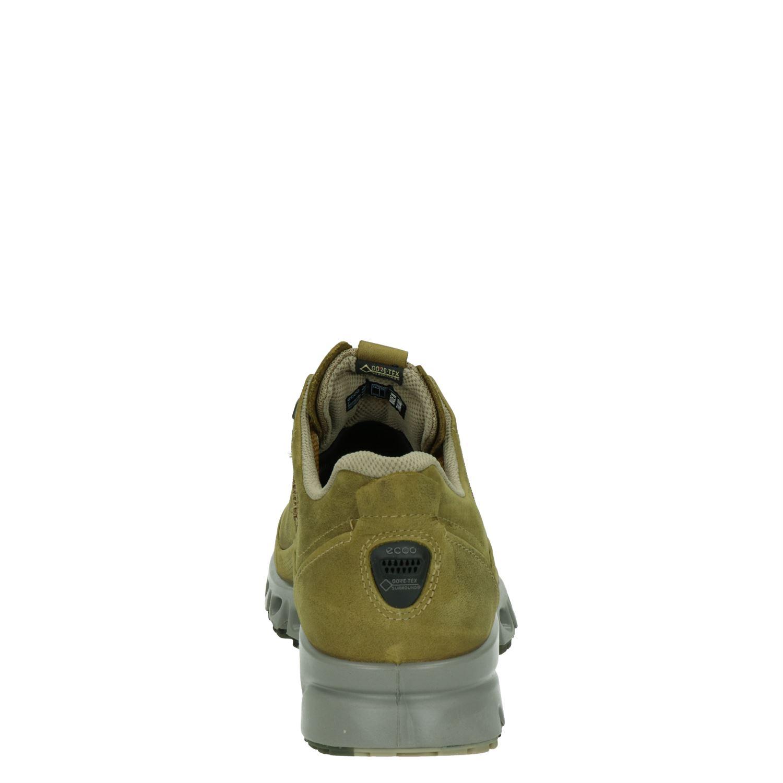 Ecco Multi-vent - Lage sneakers voor heren - Cognac FDCjSM1