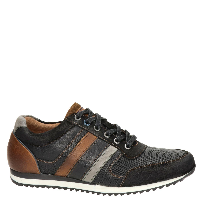 Australian Cornwall - Lage sneakers voor heren - Zwart lVtwuET
