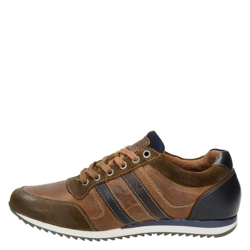 Australian Cornwall - Lage sneakers - Cognac