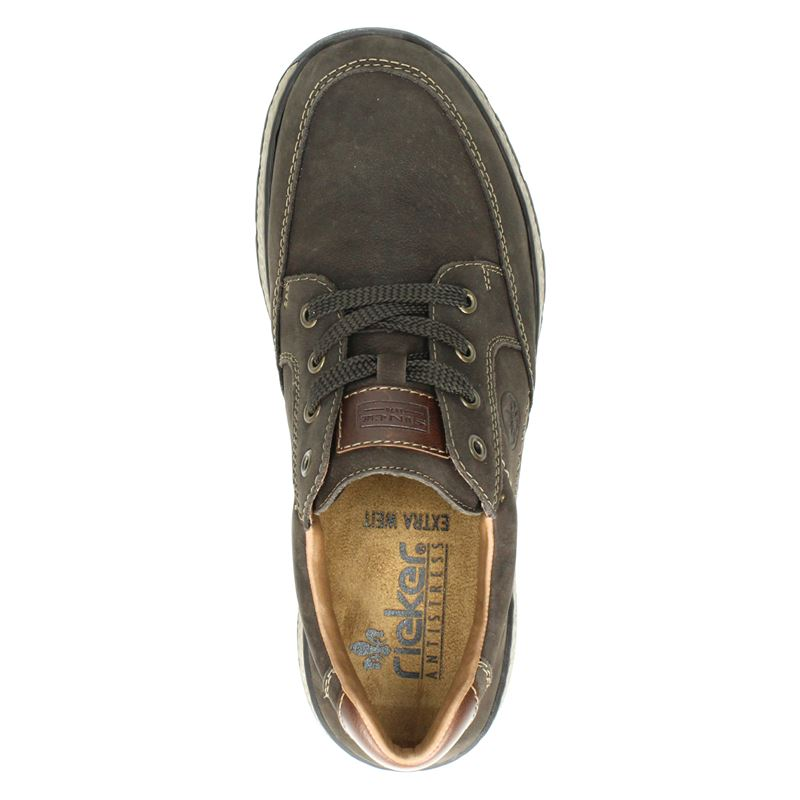 Rieker - Lage sneakers - Bruin