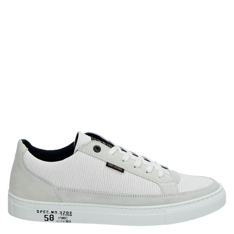 Nieuw PME Legend Trim heren lage sneakers wit EN-65