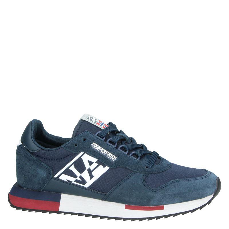 Napapijri - Lage sneakers - Blauw