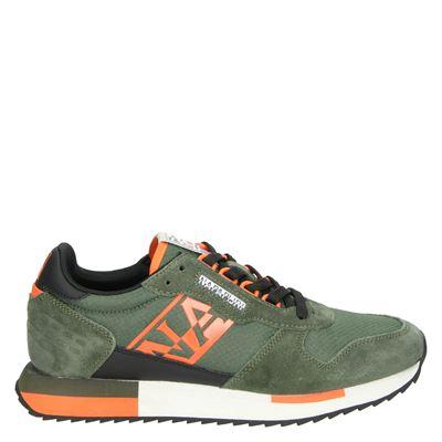 Napapijri heren sneakers kaki