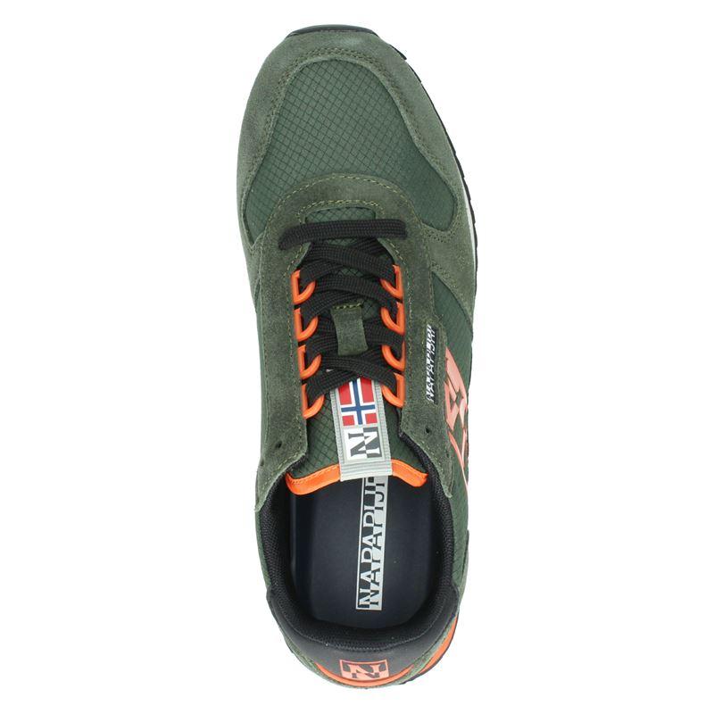 Napapijri - Lage sneakers - Groen