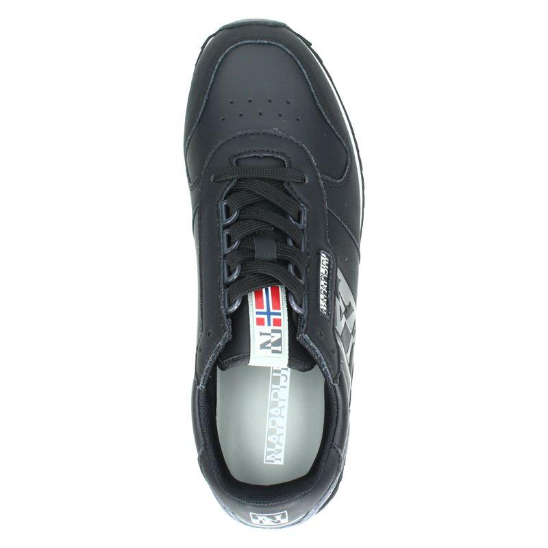 Napapijri - Lage sneakers - Zwart