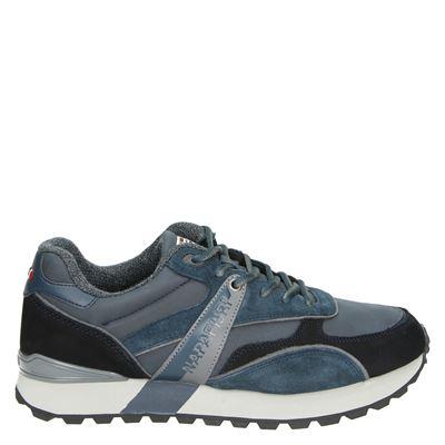 Napapijri heren sneakers blauw