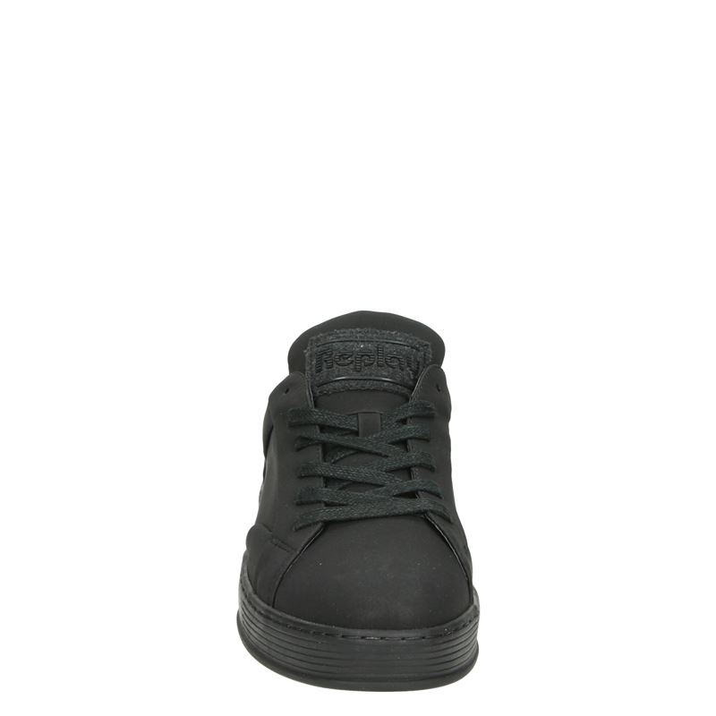 Replay Allens - Lage sneakers - Zwart