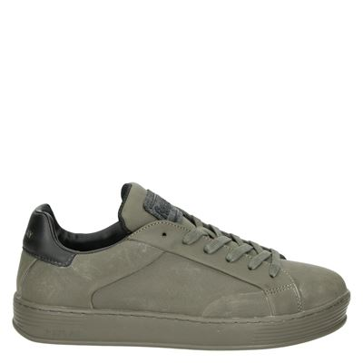 Replay heren sneakers kaki