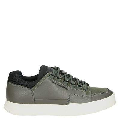 G-Star Raw heren sneakers kaki