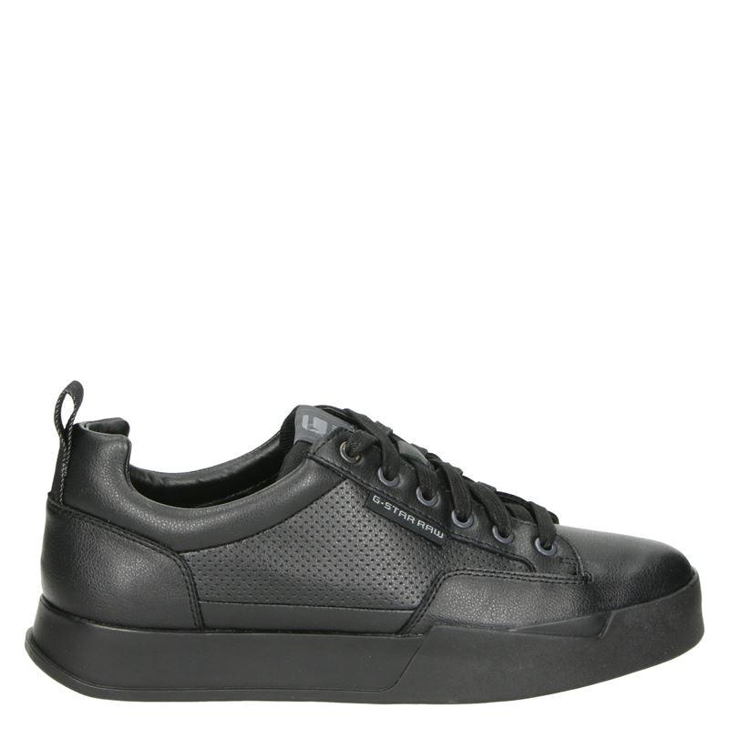 G-Star Raw Rackam Core Low - Lage sneakers - Zwart