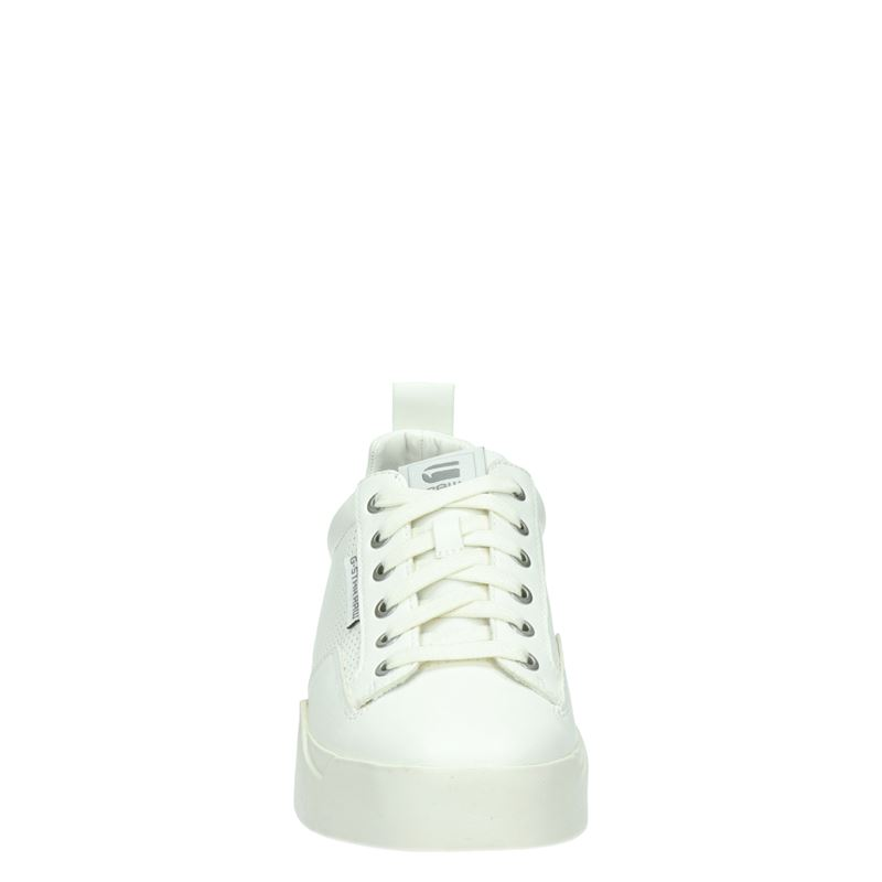 G-Star Raw Rackam Core Low - Lage sneakers - Wit