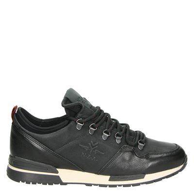 New Zealand Auckland heren sneakers zwart