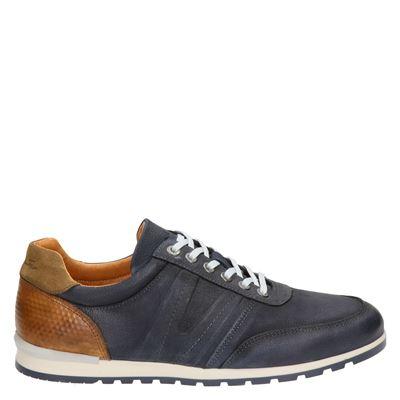 Van Lier heren sneakers blauw