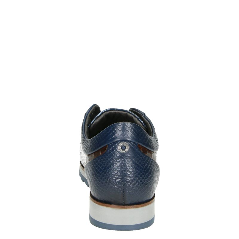 Giorgio Giorgio - Lage sneakers - Blauw